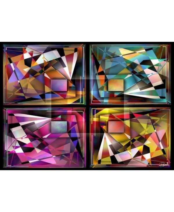 Bling Bling Abstract - 1000mcx