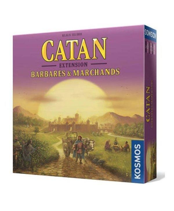 Catane - Extension Barbares et Marchands (Français)