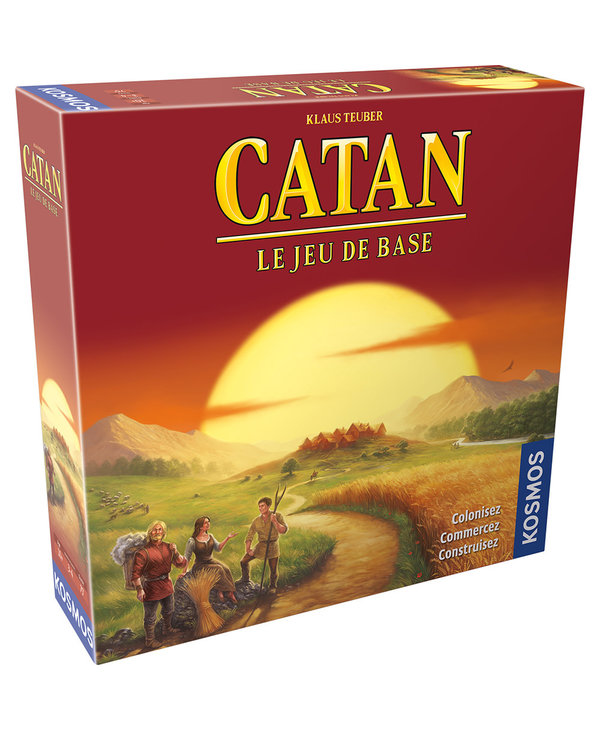Catan - Le jeu de base (Français)