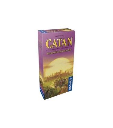 Catan - Extension Barbares et Marchands - 5-6 joueurs (Français)
