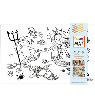 Funny Mat Sirène - Funny Mat