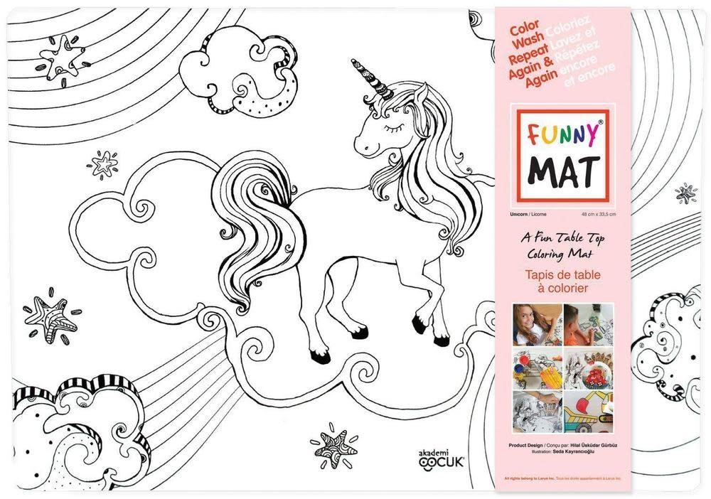 Licorne - Funny Mat