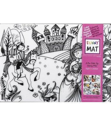 Funny Mat Le Prince et la Princesse - Funny Mat