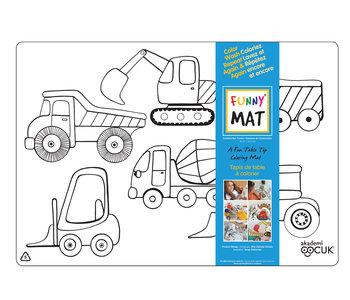 Camions de Construction - Funny Mat
