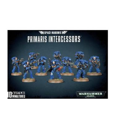 Warhammer 40K - Space Marines Primaris Intercessors