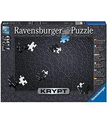 Ravensburger Puzzle - Ravensburger - Krypt Noir 736mcx