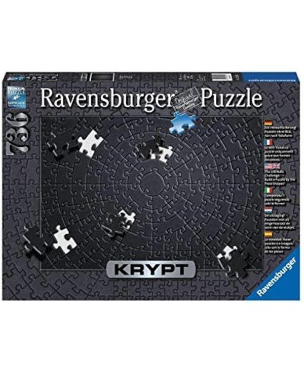 Puzzle - Ravensburger - Krypt Noir 736mcx