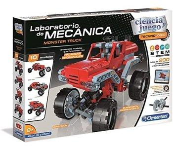 Mon Atelier Mécanique - Monster Truck