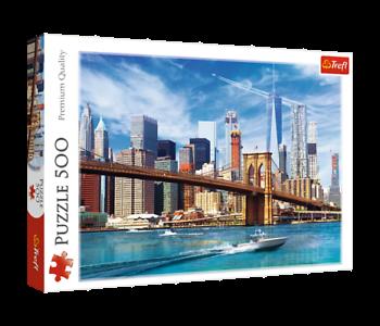 Vue de New-York - 500mcx