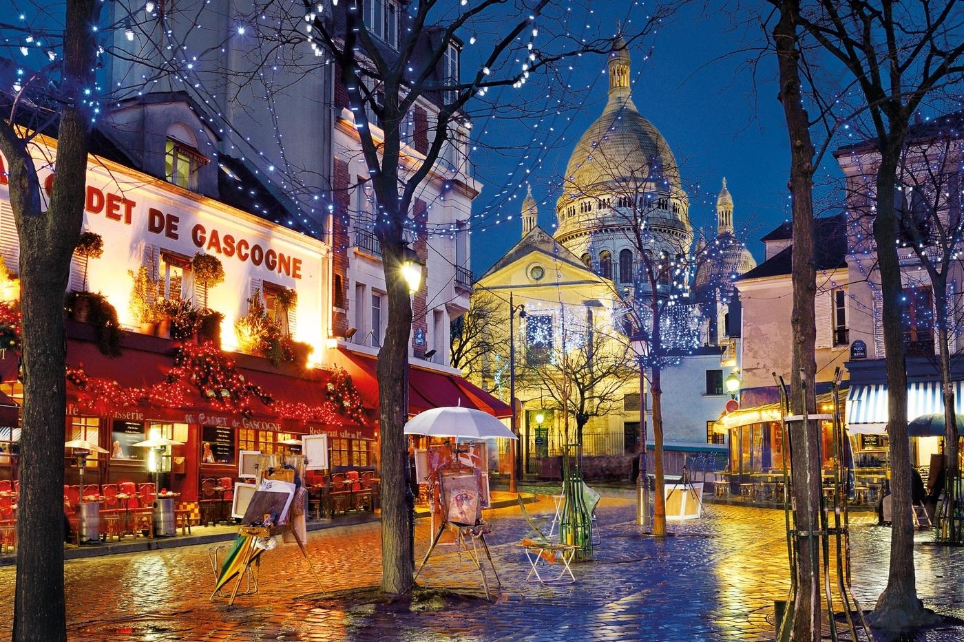Montmartre, Paris - 1500mcx