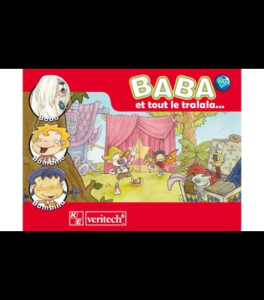 Kinésis Éducation Baba et tout le tralala  - Veritech6