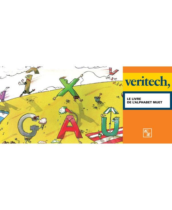 Le livre de l'alphabet muet - Veritech