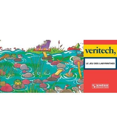 Kinésis Éducation Le jeu des labyrinthes - Veritech
