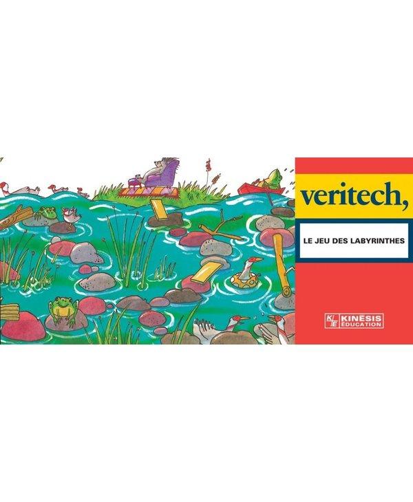 Le jeu des labyrinthes - Veritech