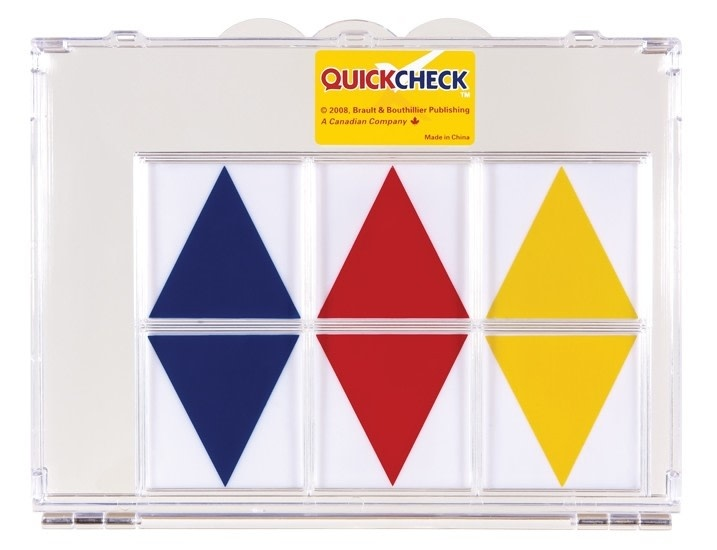 Boîtier Quickcheck