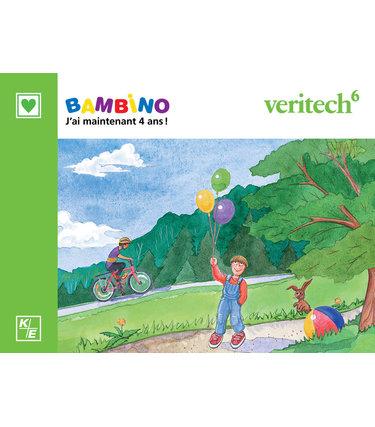 Kinésis Éducation J'ai maintenant 4 ans - Coeur - Veritech6