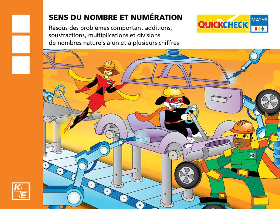 Sens du nombre et numération - Quickcheck