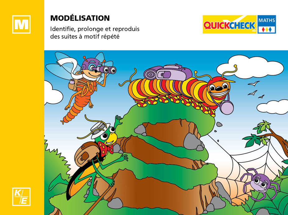 Modélisation - Maternelle - Quickcheck