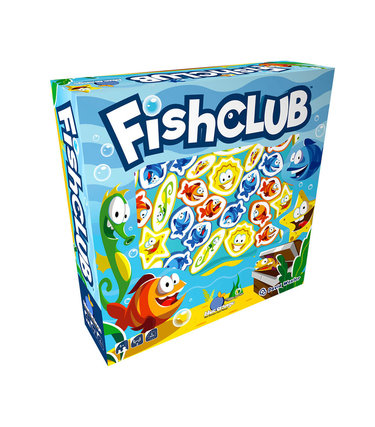 Blue Orange Fish Club (Bilingue)