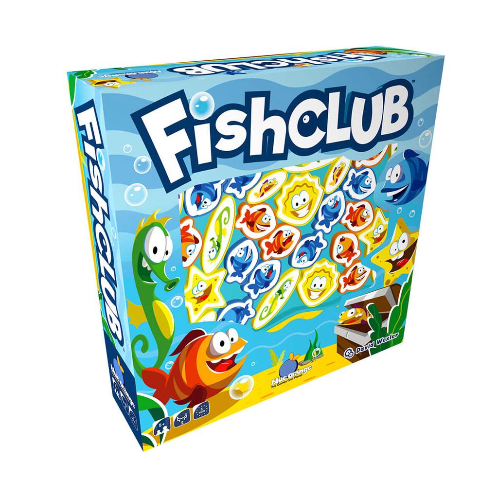 Fish Club (Bilingue)