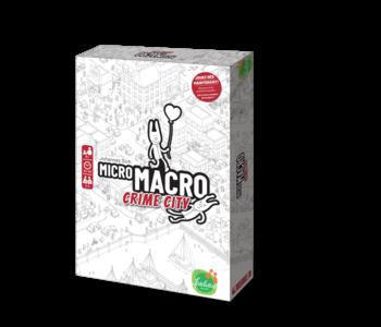 MicroMacro Crime City (Français)