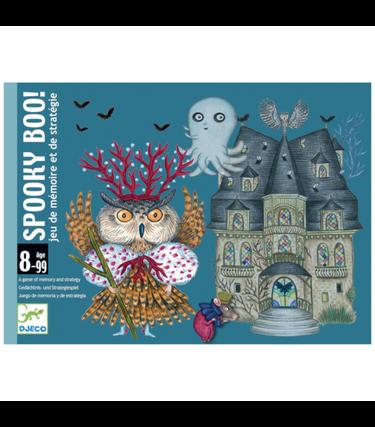 Djeco Spooky Boo! (Multilingue)