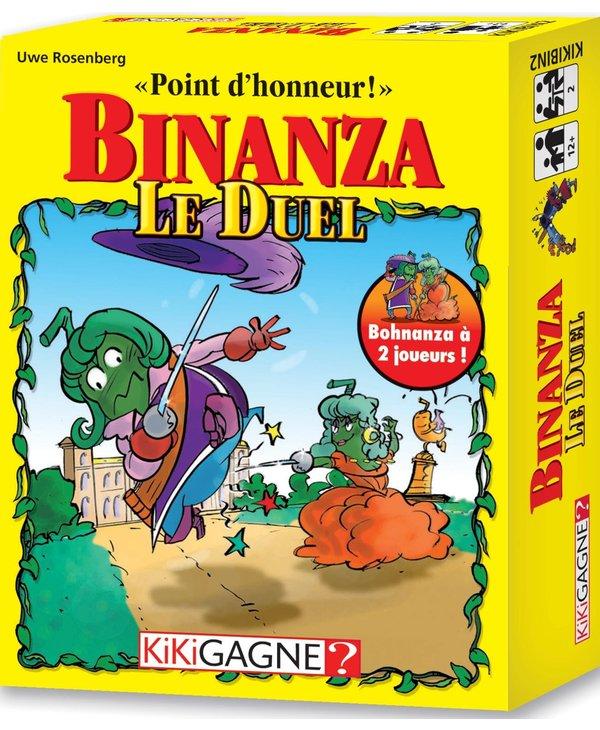 Binanza - Le duel (Français)