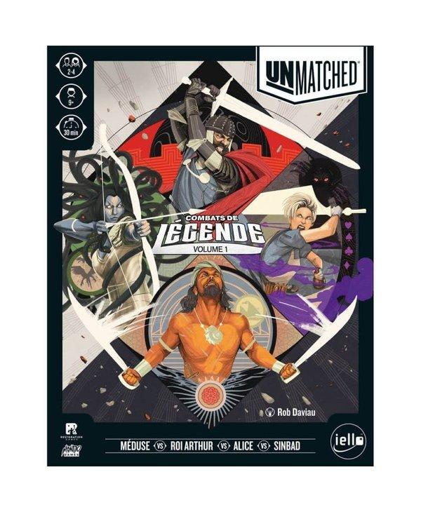 Unmatched : Combats de Légende (Français)