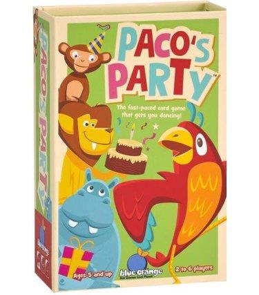 Blue Orange Paco's Party (Bilingue)