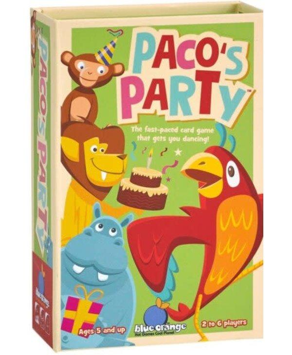 Paco's Party (Bilingue)