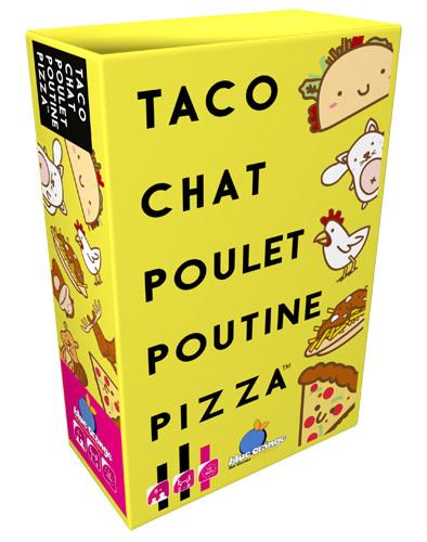 Taco, chat, poulet, poutine, pizza (Français)
