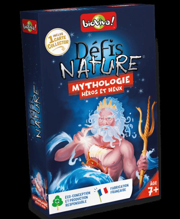 Défis Nature - Héros de la Mythologie