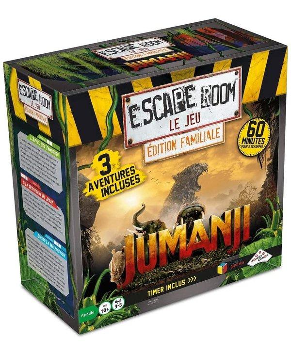 Escape Room - Jumanji (Français)