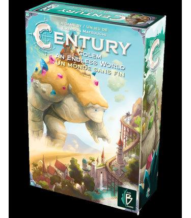 Century Golem - Un monde sans fin (Multilingue)