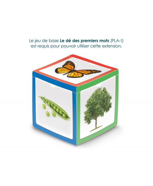 Le Dé des Premiers Mots (Cartes supplémentaires) - Placote