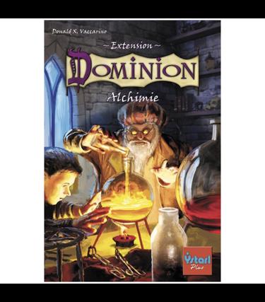 Ystari Plus Dominion - Alchimie (Français)
