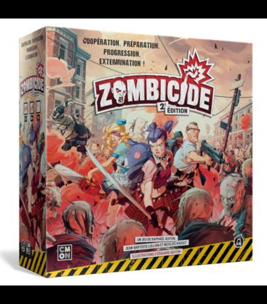 Zombicide - 2e Édition (Français)