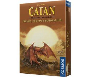 Catan - Extension Trésors, Dragons et Explorateurs (Français)