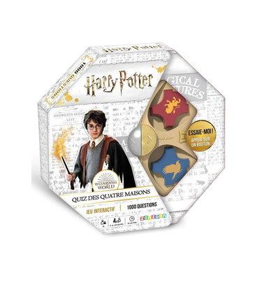 Harry Potter - Quiz des Quatre Maisons (Français)