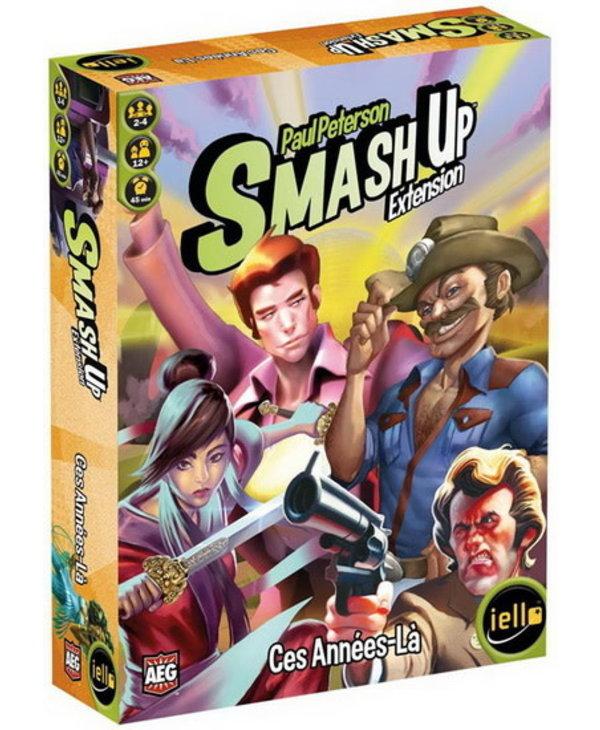 Smash Up Extension Ces Années-Là (Français)
