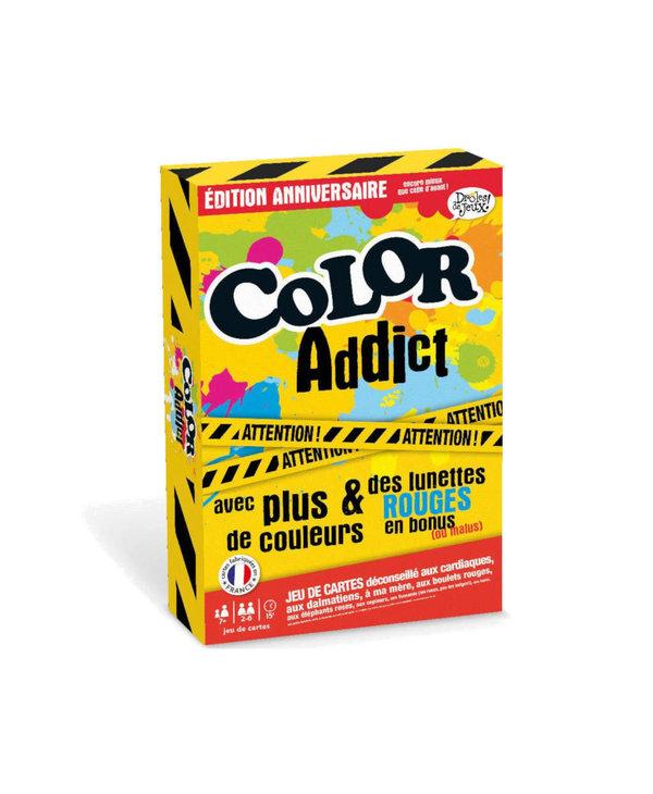 Color Addict - Édition limitée 10 ans (Français)