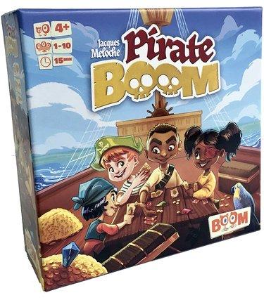 Pirate Boom (Multilingue)