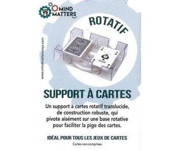 Support Rotatif à Cartes
