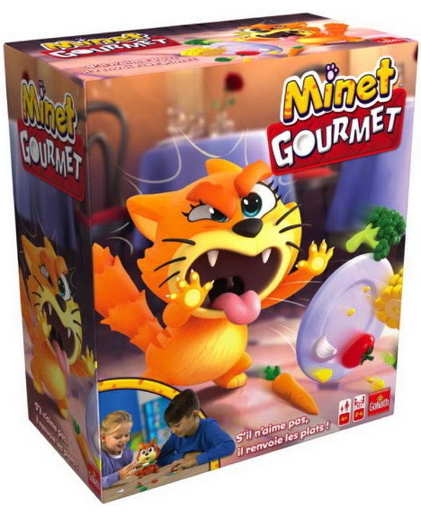 Minet Gourmet (Français)