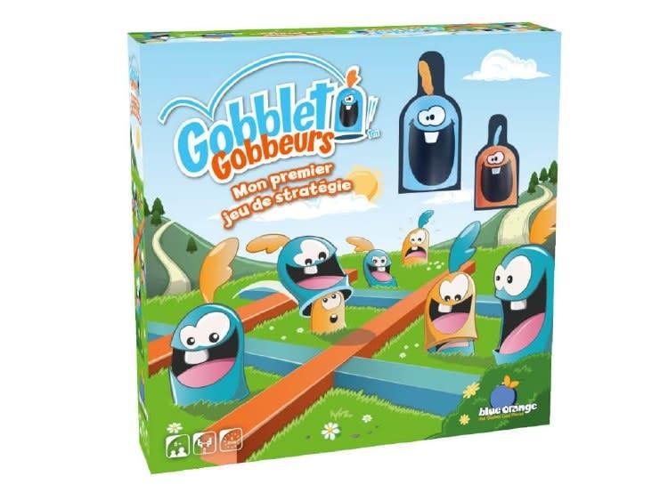 Gobblet Gobblers (version plastique)