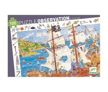Puzzle observation - Pirates 100mcx