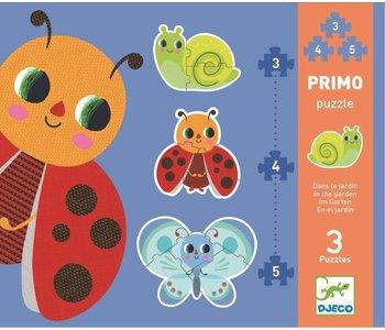 Primo puzzle - Dans le jardin