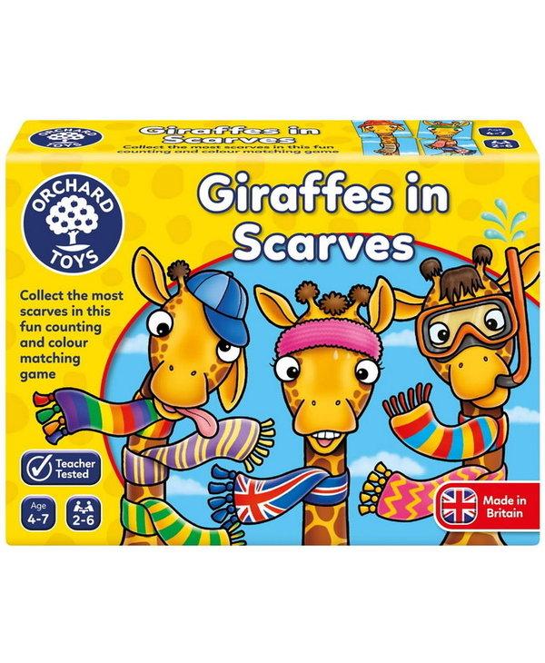 Girafes en foulard (Multilingue)