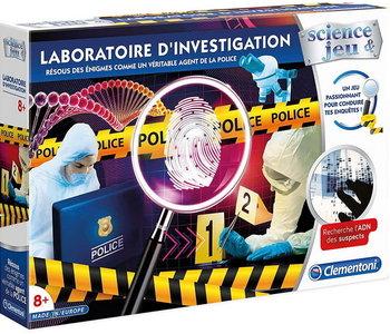 Laboratoire d'investigation (Français)