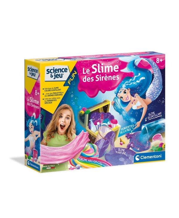 Le Slime scintillant des Sirènes (Français)